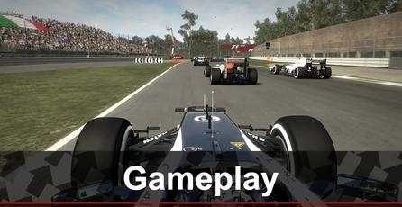 F1 2012: Gameplay