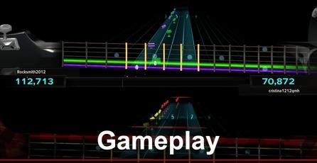 Rocksmith: Gameplay