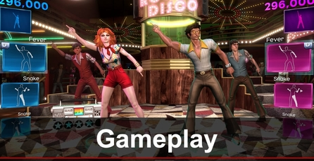 Dance Central 3: Gameplay