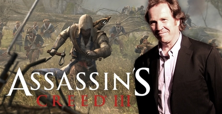 Assassin´s Creed III: Entrevista con Laurent Detoc