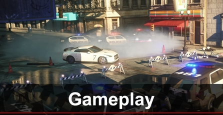 Need for Speed Most Wanted: Gameplay