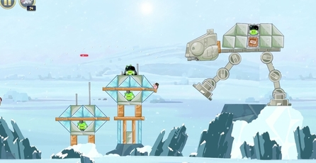 Angry Birds: Star Wars: Gameplay