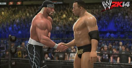 WWE 2K14: Tres décadas unidas