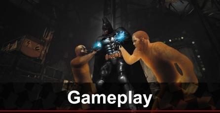 Batman: Arkham City - Armored Edition: Gameplay
