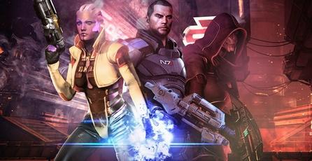 Mass Effect 3: Omega: Omega