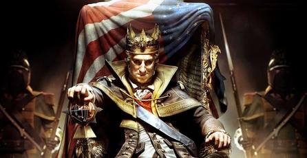 Assassin´s Creed III: Tyranny of King Washington