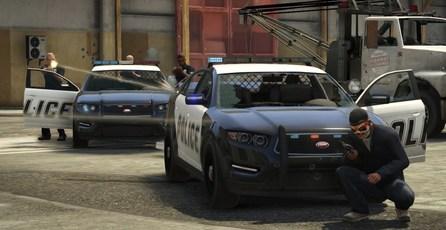 Grand Theft Auto V: Imágenes filtradas