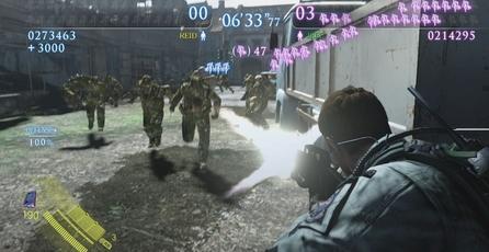 Resident Evil 6: Onslaught Mode