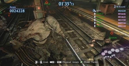 Resident Evil 6: Predator Mode