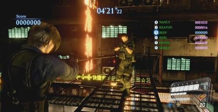 Resident Evil 6: Survivors Mode