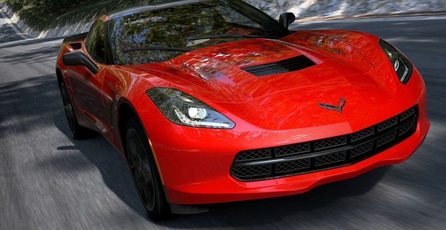 Gran Turismo 5: Corvette Stingray