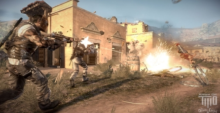 Army of Two: The Devil's Cartel: Overkill