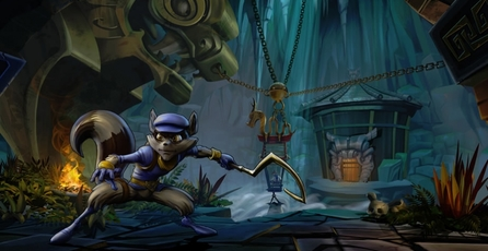 Sly Cooper: Thieves in Time: Corto animado