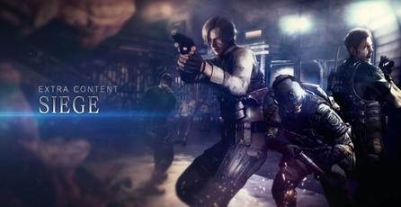 Resident Evil 6: Siege Mode