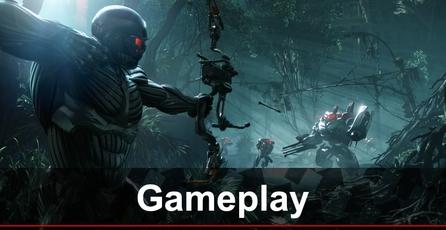 Crysis 3: Gameplay