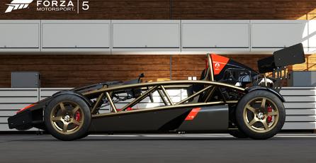 Forza Motorsport 5: Poder en cuatro ruedas