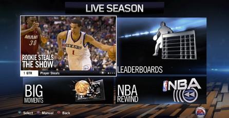 NBA Live 14: Basketball, más real