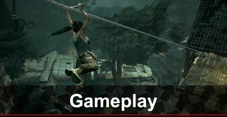 Tomb Raider: Gameplay
