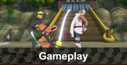 Naruto Shippuden: Ultimate Ninja Storm 3: Gameplay