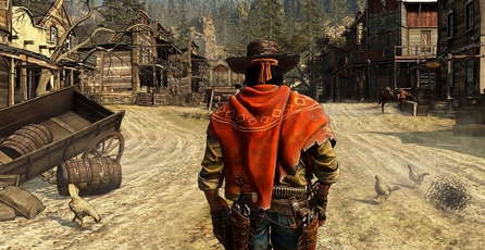Call of Juarez: Gunslinger: Teaser