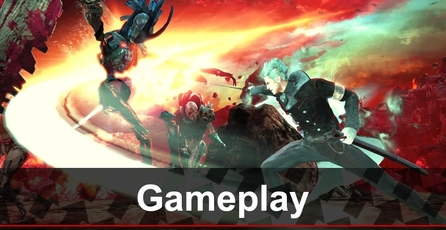DMC: Devil may Cry: Vergil´s Downfall: Gameplay