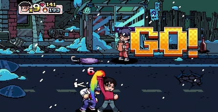 Scott Pilgrim vs. the World: The Game: Nuevo DLC