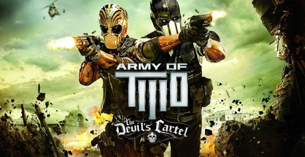 Army of Two: The Devil's Cartel: Double or Nothing