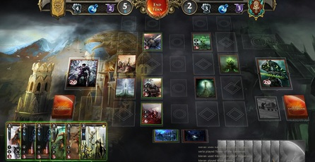 Might & Magic: Duel of Champions: Expansión Fiver Tower