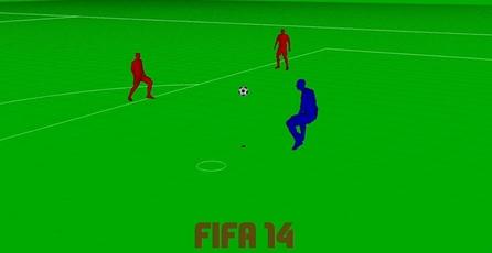 FIFA 14: Pure Shot