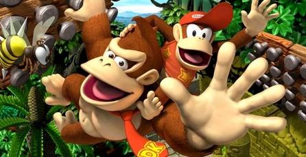 Donkey Kong Country Returns 3D: Están de vuelta