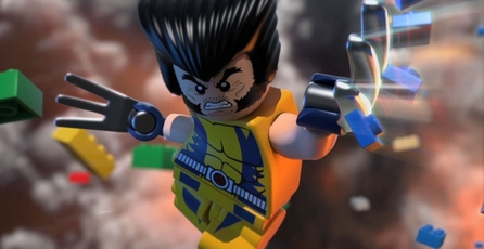 Lego Marvel Super Heroes: Debut trailer