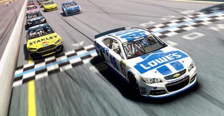 NASCAR '14: El óvalo de la velocidad