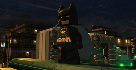 LEGO Batman 2: DC Super Heroes: Ya disponible en Wii U