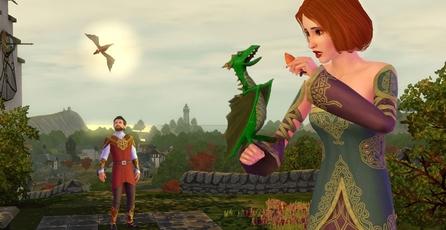 The Sims 3 Dragon Valley: Vive con dragones