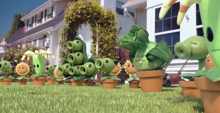 Plants vs. Zombies 2: It´s About Time: Primer trailer