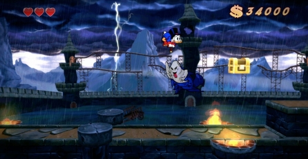 DuckTales: Remastered: Transylvania