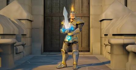 The Mighty Quest for Epic Loot: El anuncio
