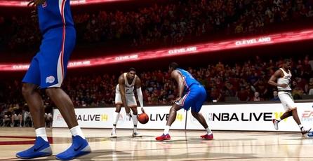 NBA Live 14: Vuelve el deporte ráfaga