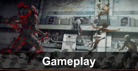 Remember Me: Gameplay