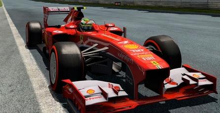 F1 2013: Debut