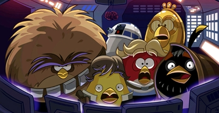 Angry Birds: Star Wars: Pronto en consolas