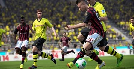 FIFA 14: Disparo en Estado Puro y Física Real del Balón