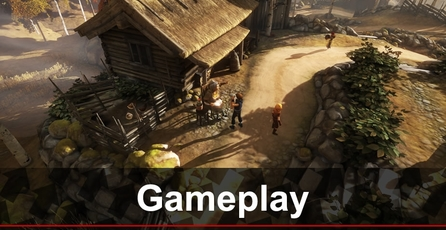 Brothers: A Tale of Two Sons: Gameplay