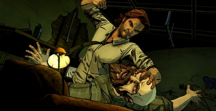 The Wolf Among Us - Episode 1: Faith: Primer episodio