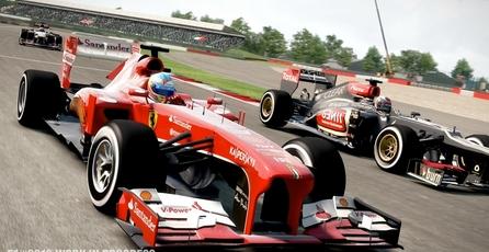 F1 2013: Esto es la F1