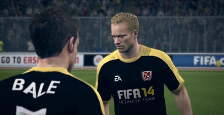 FIFA 14: Ultimate Team Legends Trailer