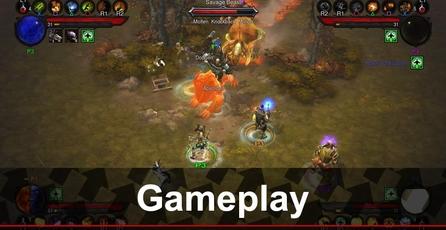 Diablo III: Gameplay