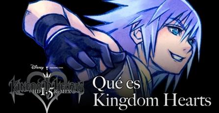 Kingdom Hearts HD 1.5 Remix: Qué es Kingdom Hearts