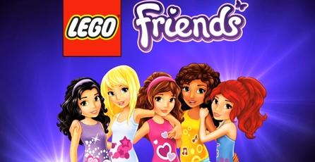 LEGO Friends: Primer trailer