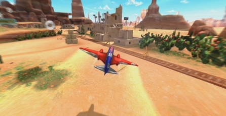 Disney Planes: Trailer de gameplay